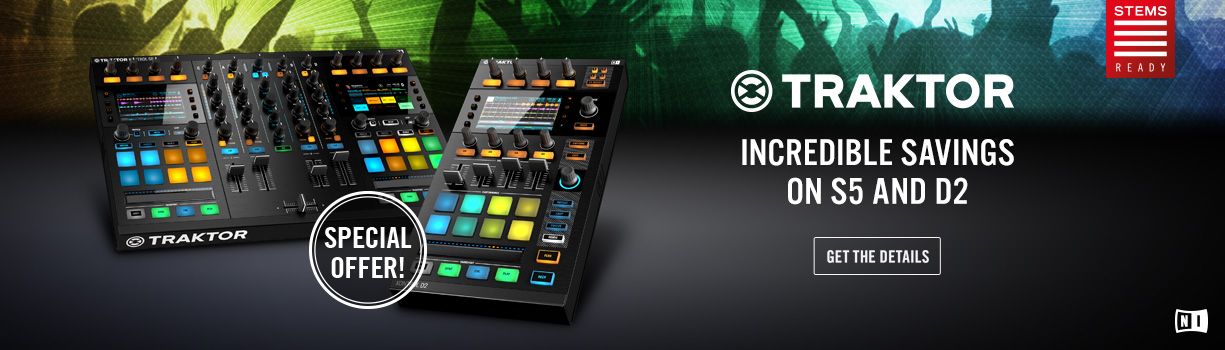 Stems capable controllers from Native Instruments   WestendDJ London
