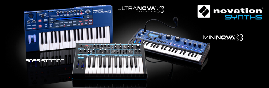 Synthesizers and Rack Modules