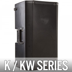 QSC Active PA Speakers