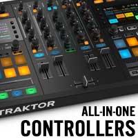 Traktor Pro Controllers