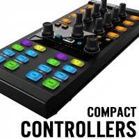 Traktor compact controllers