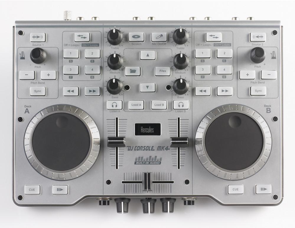 dj console mk4 descargar