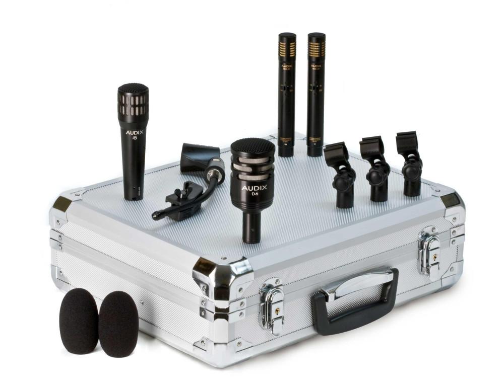 audix dpquad 4 piece drum mic set westenddj london. Black Bedroom Furniture Sets. Home Design Ideas