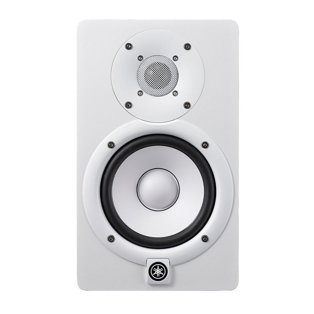 yamaha hs5 white hs5 5 active studio monitor each white