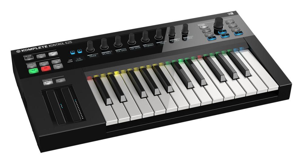 native instruments komplete kontrol s25 midi keyboard westenddj london. Black Bedroom Furniture Sets. Home Design Ideas