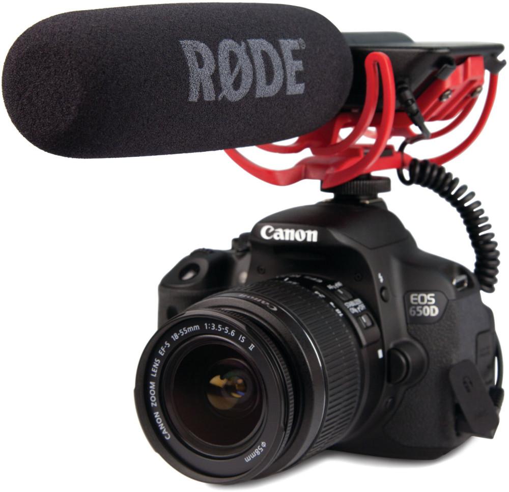 Rode Videomic Go Videomic Go Camera Microphone