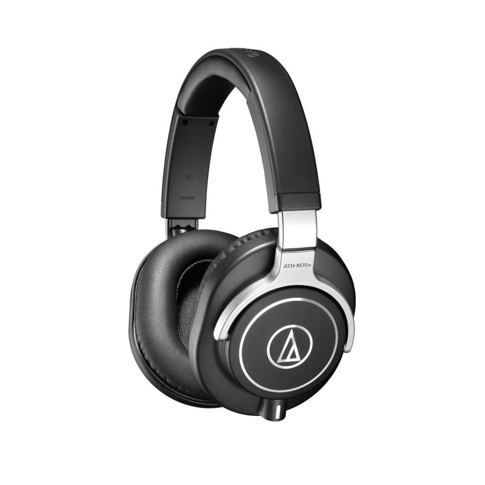 audio technica athm70x studio monitor headphones westenddj london. Black Bedroom Furniture Sets. Home Design Ideas