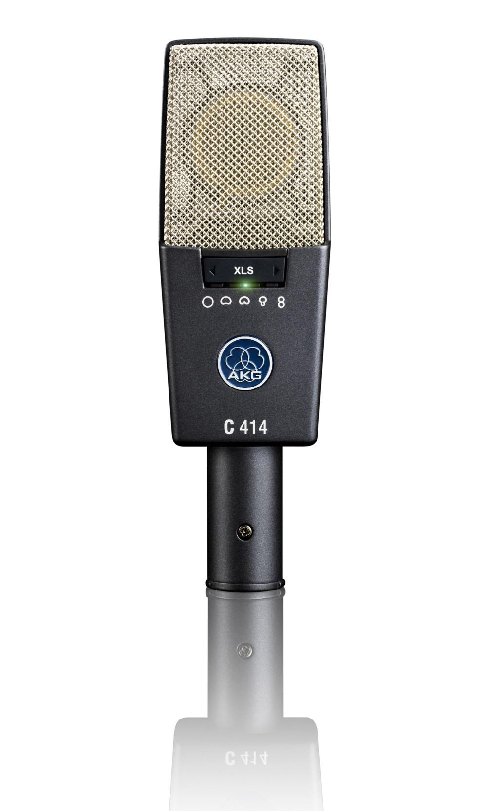 Akg C414 Xls C414 Xls Large Diaphragm Condenser Microphone