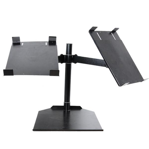 Novopro Cdj Double Stand Cdj Dual Table Stand Westenddj
