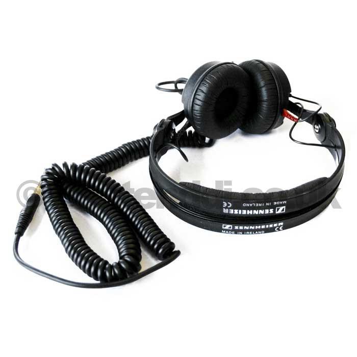 sennheiser hd25 cii hd25 c ii closed back headphones. Black Bedroom Furniture Sets. Home Design Ideas