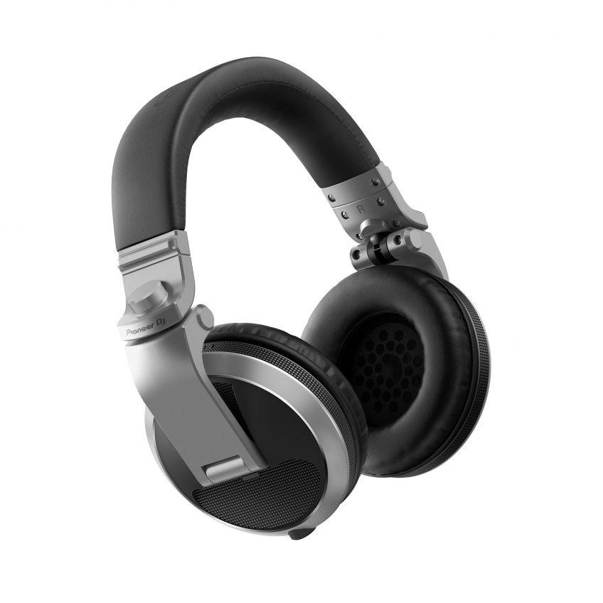 96f19fbf537 Pioneer HDJ-X5-S headphones (silver)