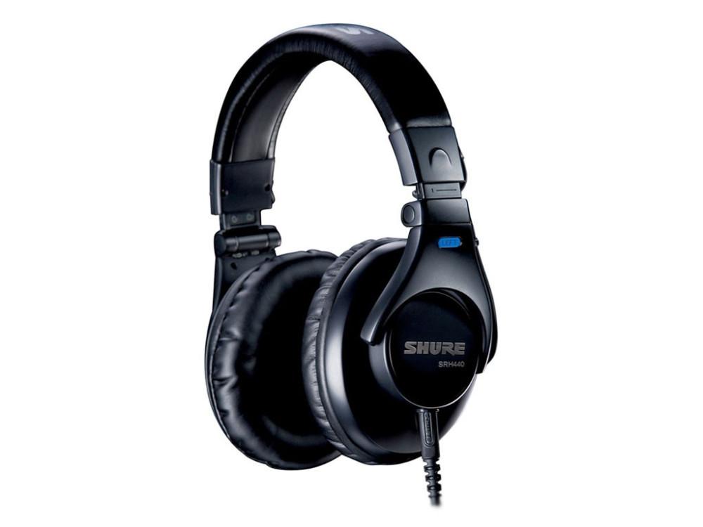 Shure Srh440 Srh440 Monitoring Headphones Westenddj London