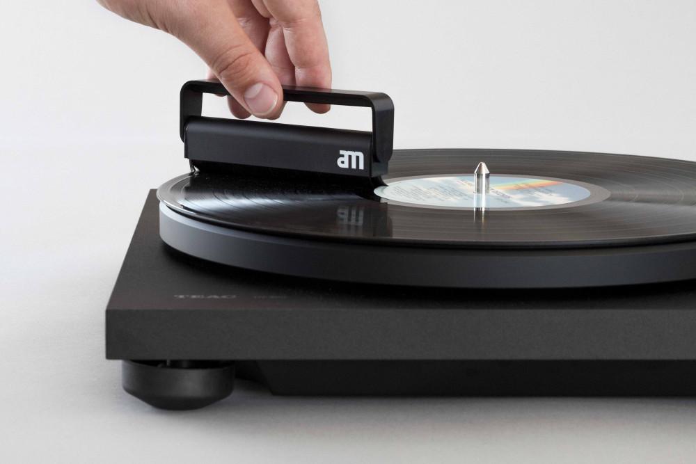 Am Clean Sound Anti Static Vinyl Brush Westenddj London