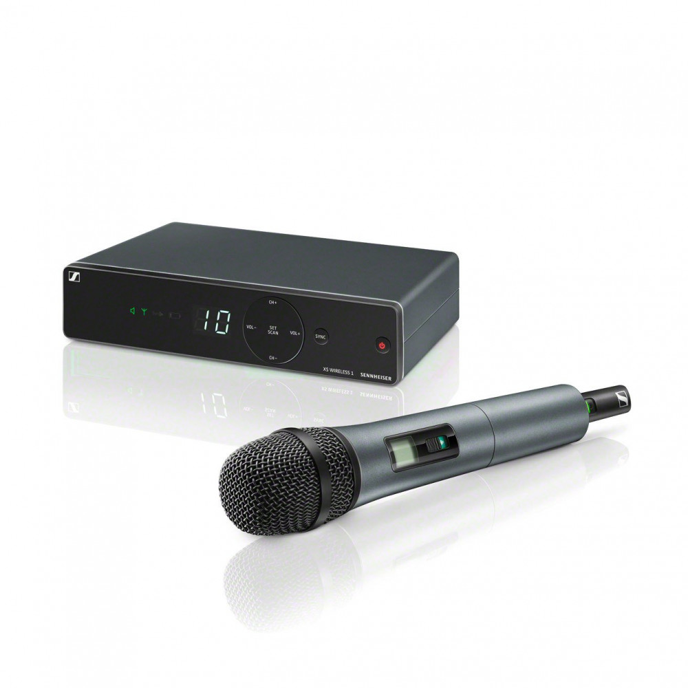 sennheiser xsw1 835 wireless mic system with e835 capsule. Black Bedroom Furniture Sets. Home Design Ideas