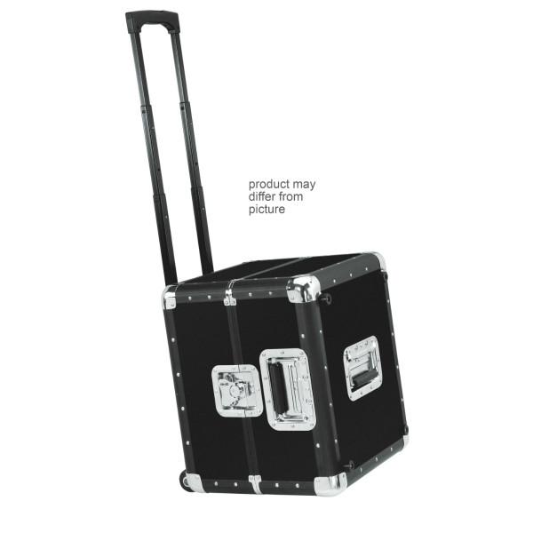 RELOOP 120 Trolley Record Case - Black