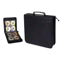QTX Carry Case for 200 CD/DVD ( 126.912UK )