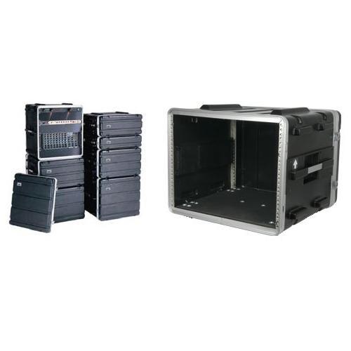 "Citronic 8u ABS 19"" Equipment Rack Cases ( 127.109UK )"