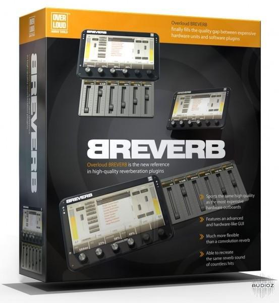 Overloud Breverb 1 Reverb Plug-In
