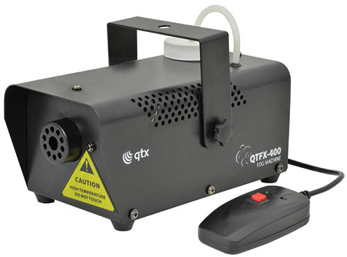 QTX QTFX-400 Compact Fog Machine ( 160.461UK )