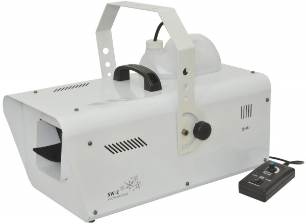 QTX SW2 1200w snow machine