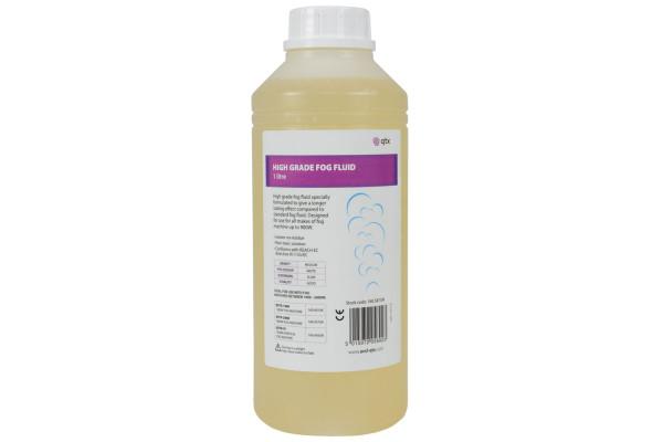 QTX High Grade Fog Fluid Orange 1 Litre (160587)