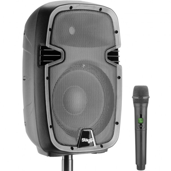 """Stagg Riotbox 10"""" Portable Bluetooth PA System"""