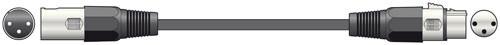 QTX DMX Lighting Cable 3m ( 177.921UK )