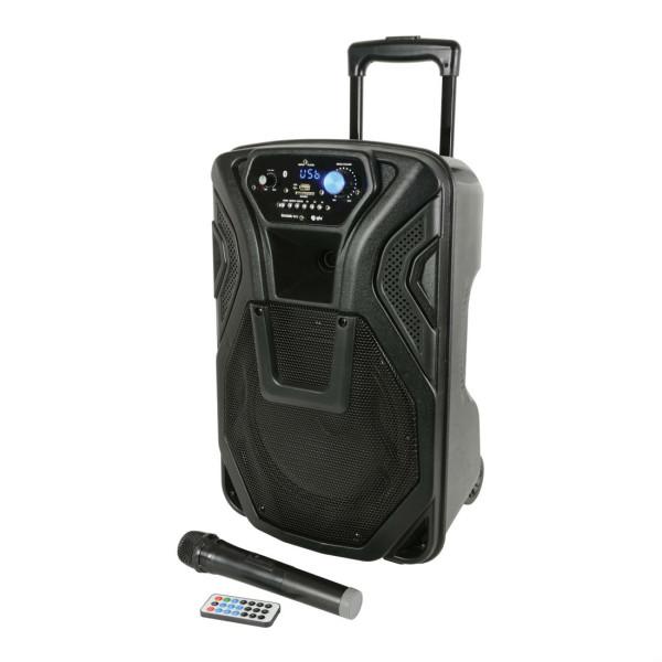 QTX Busker 10U Portable PA System (178964)