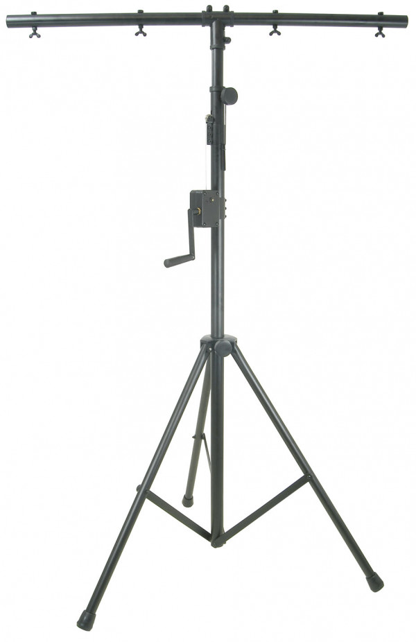 QTX Heavy Duty Lighting Stand with Winch & T-Bar ( 180.543UK )
