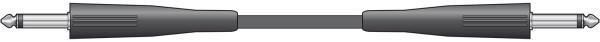 Chord 6.33mm Unbalanced Jack to Jack Speaker Cable - 1.5m (190183)