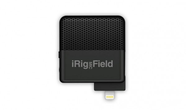 IK Multimedia iRig Mic Field Audio/Video Stereo Field Mic For iOS Devices