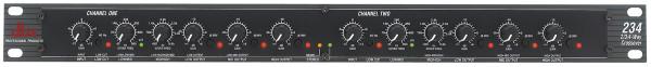 DBX 234 Stereo Crossover