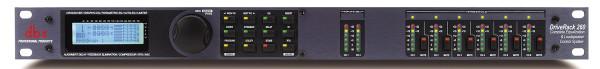 DBX DRIVERACK260