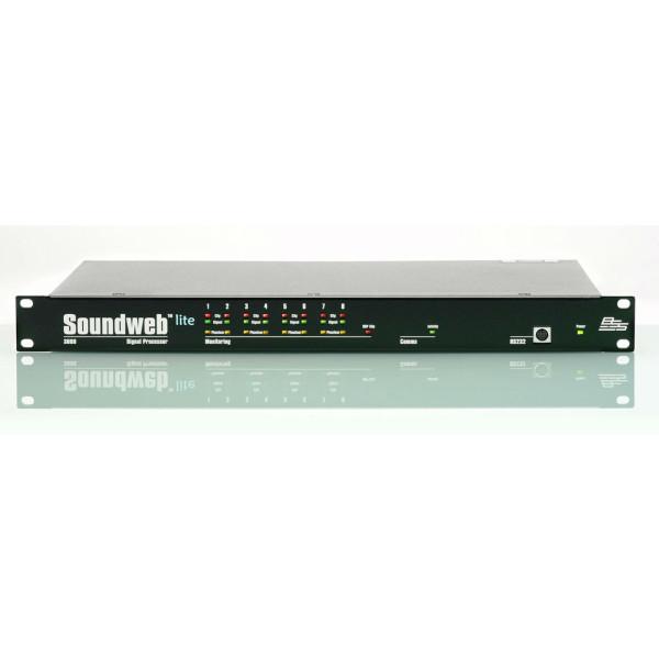 BSS Audio SW3088 Soundweb Lite Sound Processor (EX DEMO)