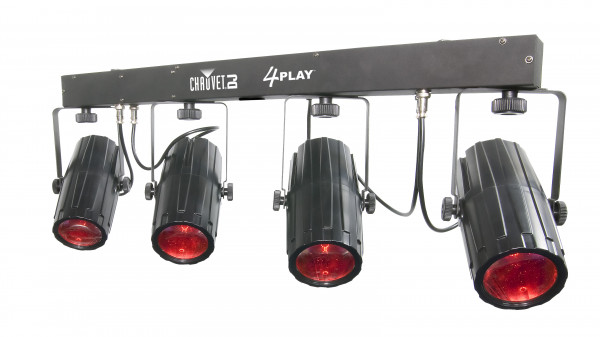 CHAUVET 4PLAY LED Moonflower system with DMX