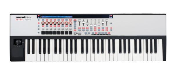 NOVATION 61 SL MK2 USB MIDI Controller