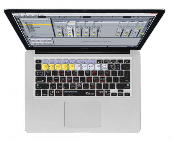 Magma Keyboard Cover Ableton Live QWERTY for Mac (71818)