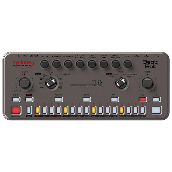 Cyclone Analogic TT-78 Beat Bot Drum Machine