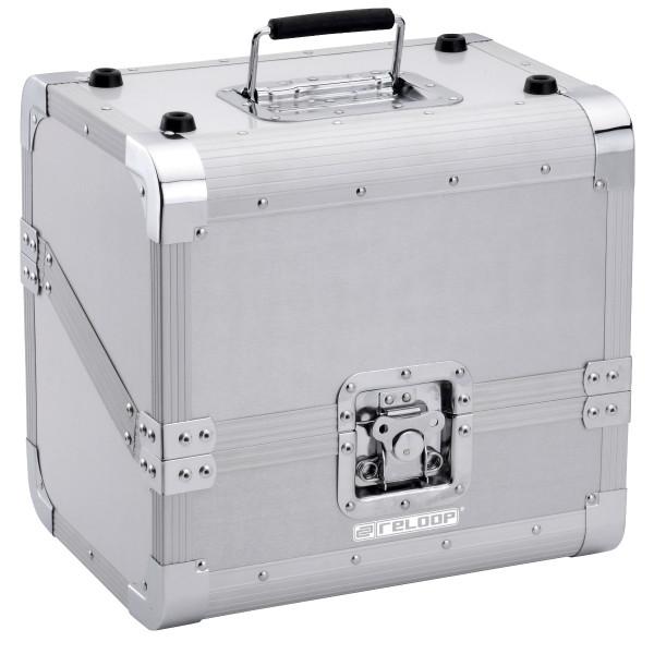 RELOOP 80 Record Case - Silver