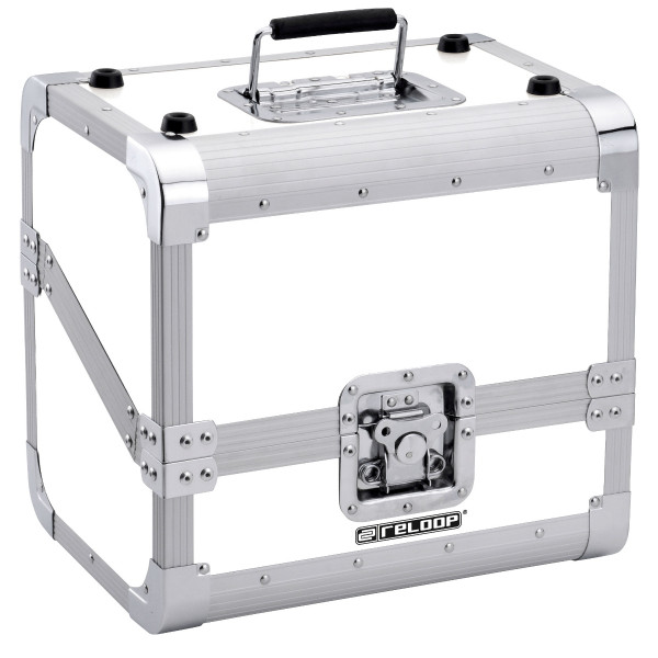 RELOOP 80 Record Case - White