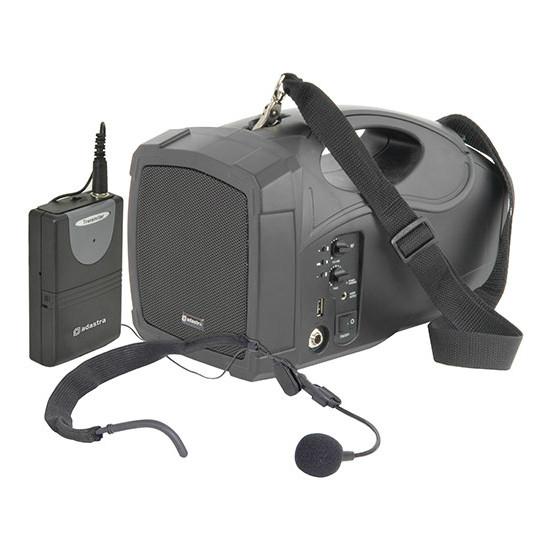 AVSL H25 Handheld PA System with Headmic (952410)