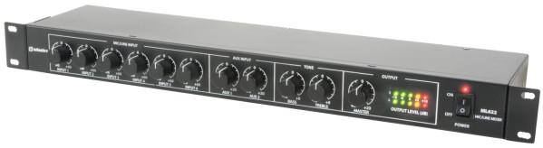 Citronic  ML622 1U Mic/Line Rack Mixer ( 953.026UK )