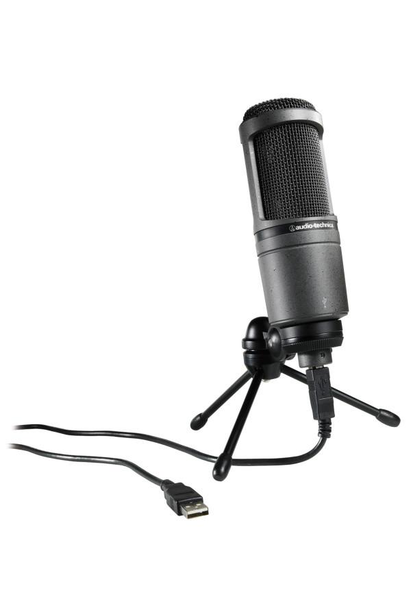 AUDIO TECHNICA AT2020 USB Studio Microphone