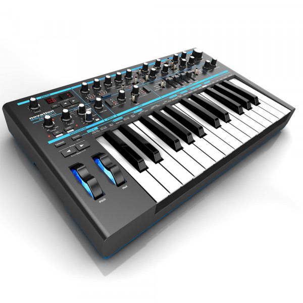 NOVATION Bass Station II Analogue Bass Synthesizer