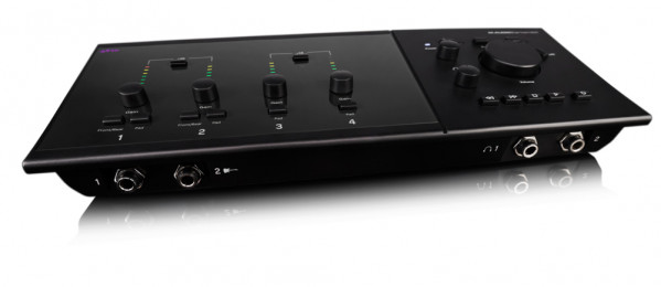M-AUDIO Protools MP + Fast Track C600 Bundle