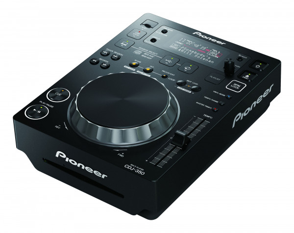 Pioneer CDJ350 Multi USB/CD/MIDI Player - Black