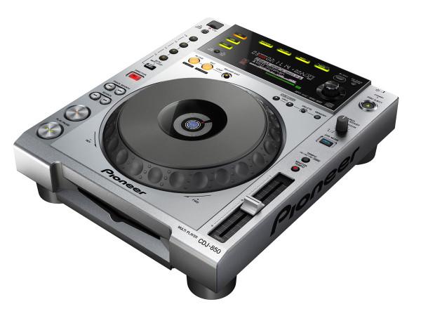 Pioneer DJ CDJ-850-S USB, CD Player & MIDI Controller