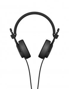 AIAIAI Capital Headphones with Mic - Black