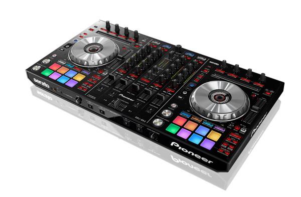 PIONEER DDJ-SX2 Serato DJ Controller (EX Demo)