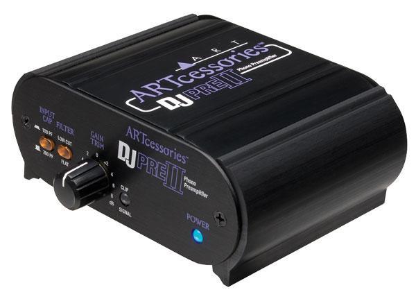 ART DJ Pre II - Phono/Line Pre-amp